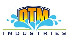DTM INDUSTRIES Logo